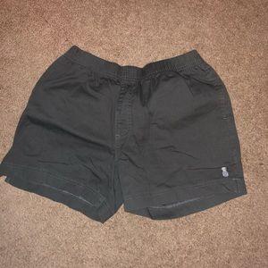 "Chubbies Grey 5.5"" Shorts"